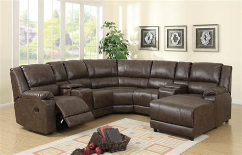 reclining sectional sofas best sectional sofas with recliners doherty house best
