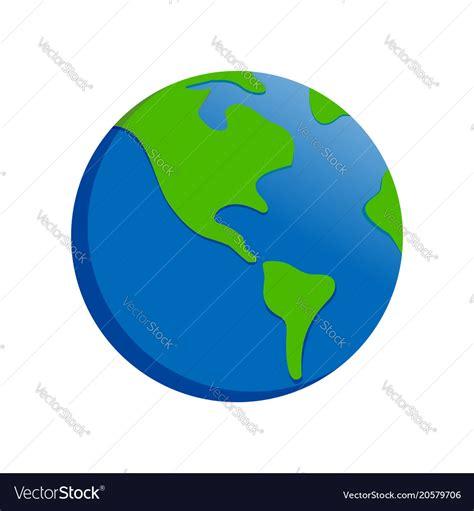 earth cartoon drawing symbol design royalty  vector