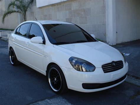Hyundai Accent 2008 by 2008 Hyundai Accent Information And Photos Zomb Drive
