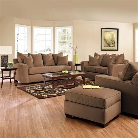 Upholstery Living Room Furniture klaussner furniture liam living room collection reviews