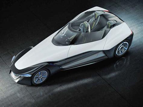Nissan Bladeglider Concept Adopts Radical Delta Shape