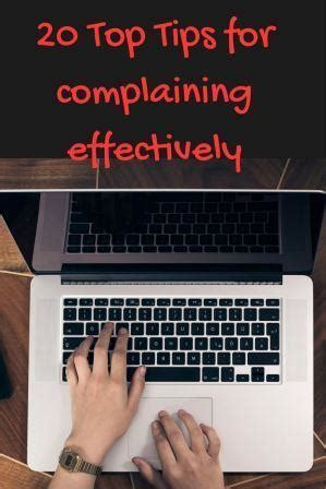 How To Complain  The Complaining Cow