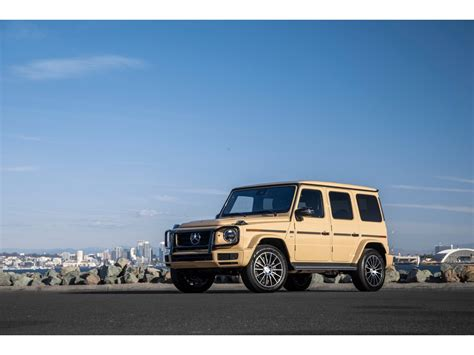 Our comprehensive coverage delivers all you need to know to make an informed car buying decision. 2021 Mercedes-Benz G-Class Prices, Reviews, & Pictures | U.S. News & World Report