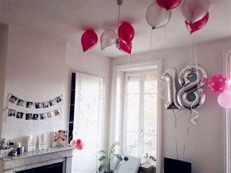 idee decoration anniversaire  ans