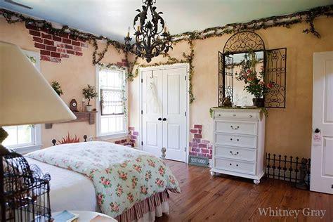Bedroom In Garden by Secret Garden Themed Bedroom
