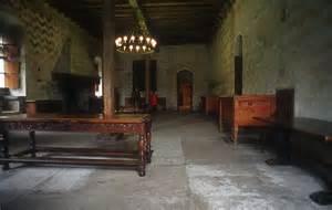 Medieval Castle Interior Rooms
