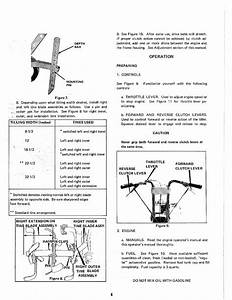Page 6 Of Simplicity Tiller 1005 User Guide