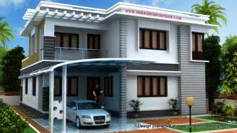 house models and plans trendy south indian house design by shiaz