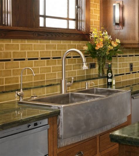 home kitchen kitchen sinks 33 vine design copper farmhouse