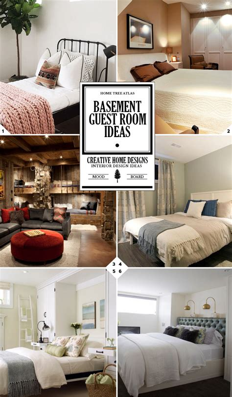 Room Ideas by The Hotel Experience Basement Guest Room Ideas Home