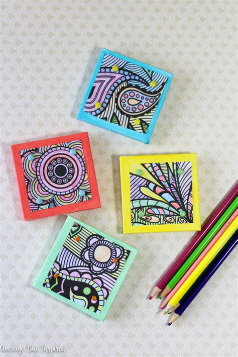 put  coloring pages   mad  crafts