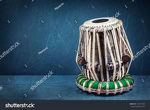 Tabla Drum Indian Classical Music Instrument Stock Photo ...