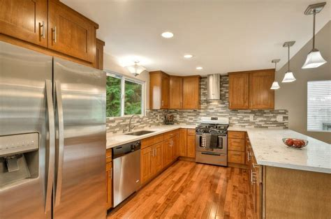 countertop colors for light oak cabinets countertops and backsplash color combo with oak cabinets