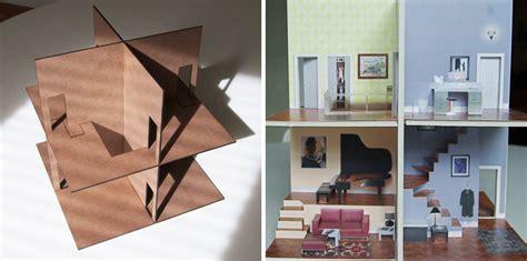 flatpack lasercut dollhouse
