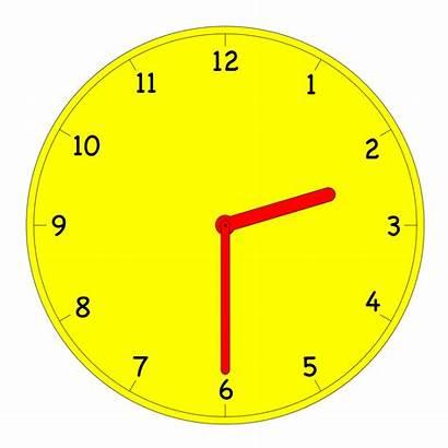 Analog Clock Svg Clipart Transparent Clip Icon