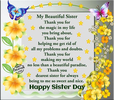 sisters day pictures  graphics smitcreationcom page