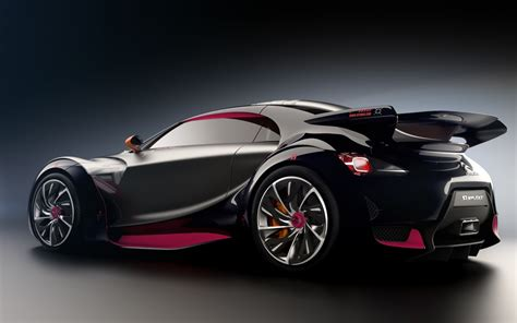 2010 Citroen Survolt Concept 2 Wallpapers