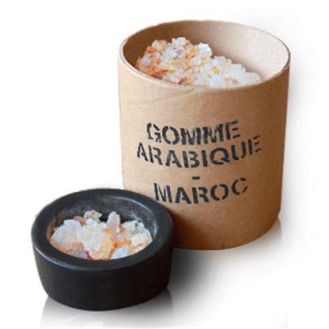 gomme arabique cuisine résine brute storax styrax officinalis