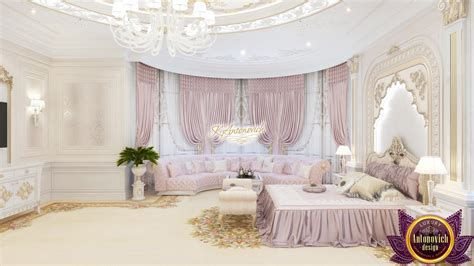 Royal Master Bedroom Interior