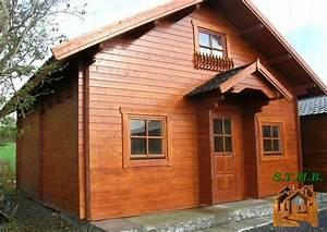 Chalet Habitable Sans Permis De Construire : chalet avec mezzanine sans permis de construire stmb ~ Dallasstarsshop.com Idées de Décoration
