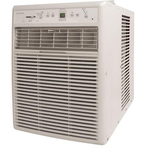 sale frigidaire frakt  btu casementslider room air conditioner  full function
