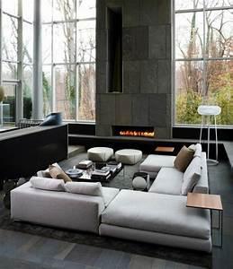 Einrichtungsideen Wohnzimmer Modern : wohnzimmer modern einrichten r ume modern zu gestalten ist ein k nnen ~ Markanthonyermac.com Haus und Dekorationen