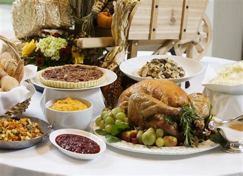 traditional thanksgiving dinner menu pinlaviecom
