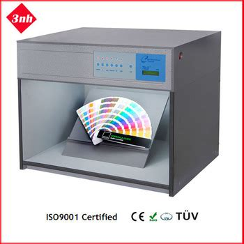 d65 computer color matching machine color light booth