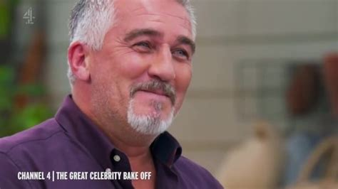 Paul Hollywood's Comment About Lee Mack's Wife Has The