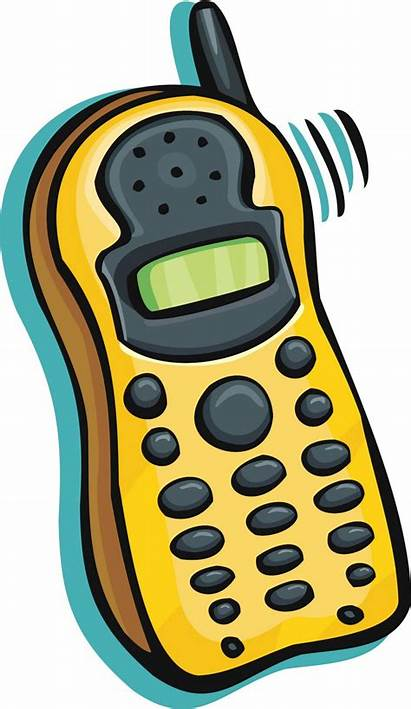 Phone Clip Clipart Telephone Call Phones Cliparts