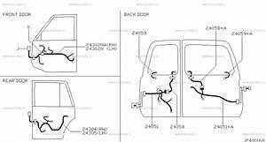 240 - Wiring For Patrol Y61 Nissan Patrol