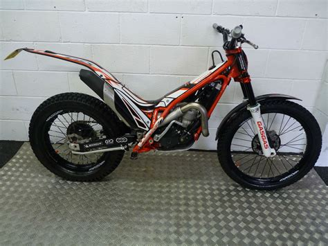 Gas Gas Txt 280 Pro Racing 2014 Trials Bike Immaculate At