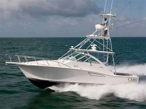 Cabo Boats by Research 2013 Cabo Yachts 36 Express On Iboats