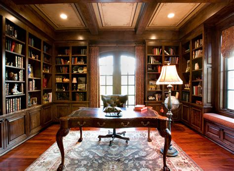 Viewing Photos Of Built In Library Shelves (showing 15 Of