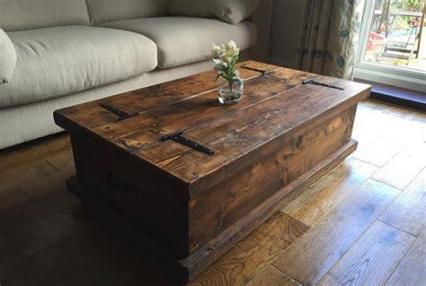 Coffee Table. modern dark colors solid oak coffee table