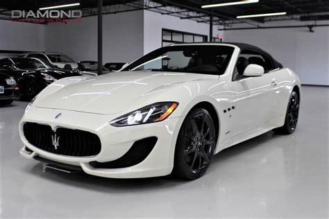 Maserati Granturismo Photo by 2014 Maserati Granturismo Sport Stock 093339 For Sale