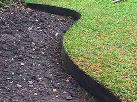 Smartedge Easy Lawn Edging Plastic Small Garden Border