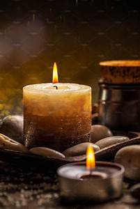 Burning, Candles