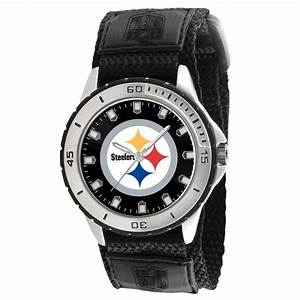 Pittsburgh Steelers Watches for Men Women and Kids