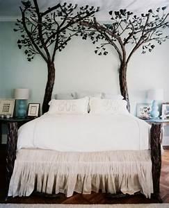 Schöne Bilder Fürs Schlafzimmer : 8 sch ne romantische schlafzimmer von lonny ~ Indierocktalk.com Haus und Dekorationen