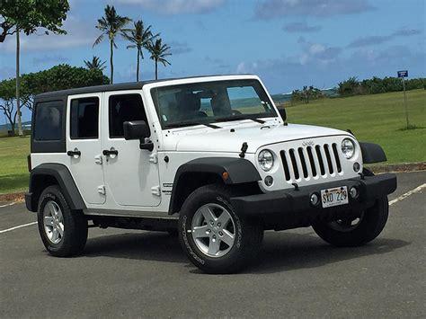 jeep rubicon white sport 2016 white jeep gallery