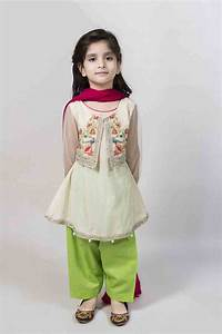 MariaB Kids eid dresses for little girls in Pakistan 6 FashionEven
