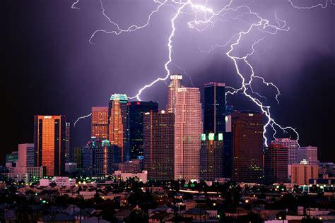 lightning  los angeles night vision scott stulberg