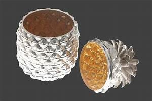 Ananas Deco Argent : bijoux orf vrerie art d co paris templier fils part 2 ~ Teatrodelosmanantiales.com Idées de Décoration