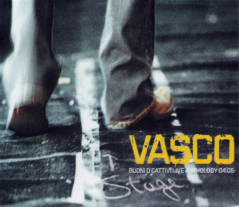 Domenica Lunatica Vasco Testo by Buoni O Cattivi Live Anthology 2005 Marzialista1990