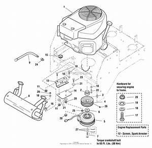 Simplicity 5900762   52 U0026quot  Mower Parts Diagram For
