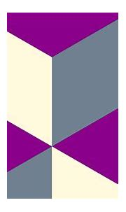 Wallpaper purple 3d cubes brown grey #8b008b #fff8dc ...