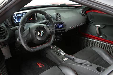 Alfa Romeo 4c Interior by Alfa Romeo 4c Interior Image 5