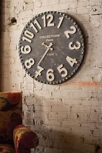 La Tendance Horloges Murales Dcorez Avec Du Style