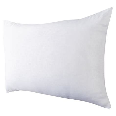 Plush Pillow Standardqueen White  Room Essentials Target